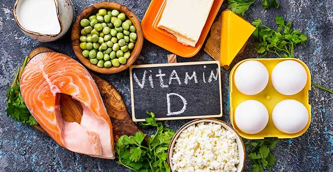 La Vitamina D in Menopausa