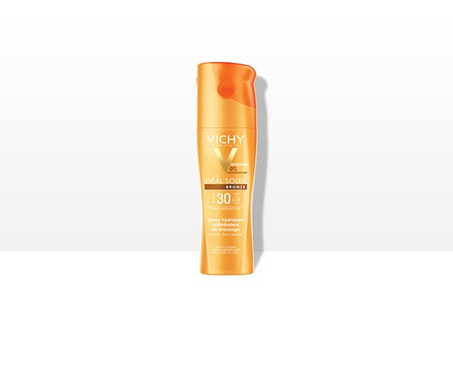 Spray idratante abbronzatura Vichy Ideal Soleil