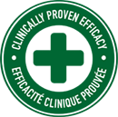 Clinically Proven Efficacy