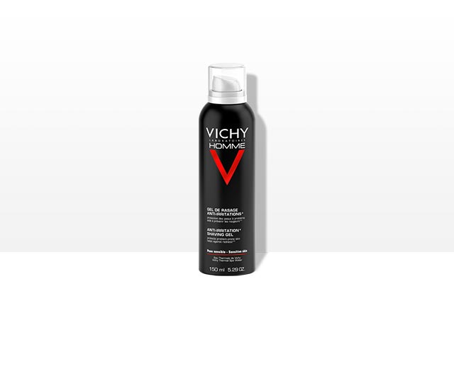 Gel da barba Vichy anti-irritazioni