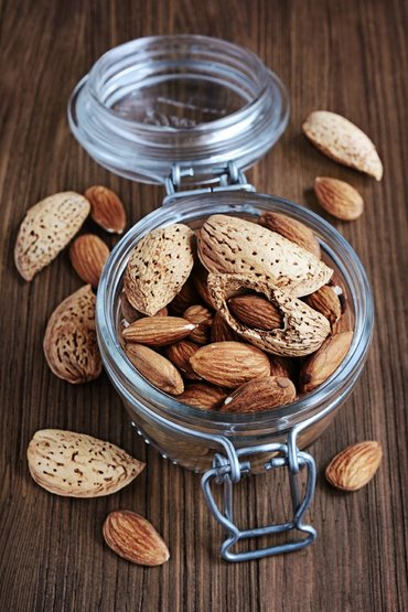 Almonds the all-natural shortcut to glowing skin